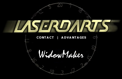 WidowMaker Convertible Darts